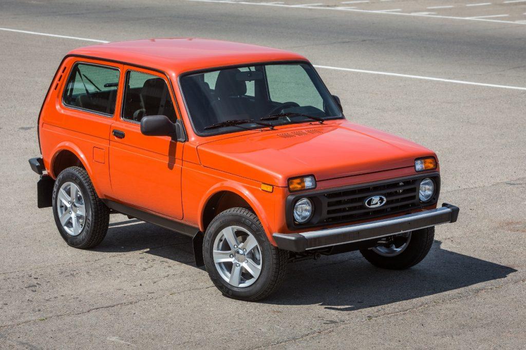 LADA 4х4 Orange Edition