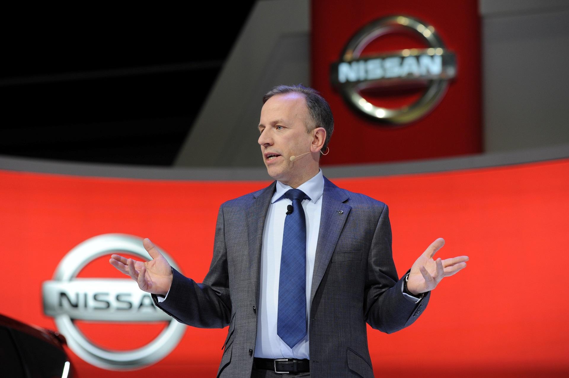 Пол Уиллкокс (Paul Willcox), Глава Nissan в Европе