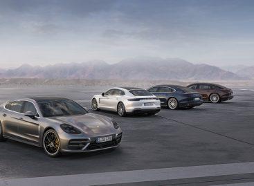 Мировая премьера моделей Panamera Executive и 911 RSR