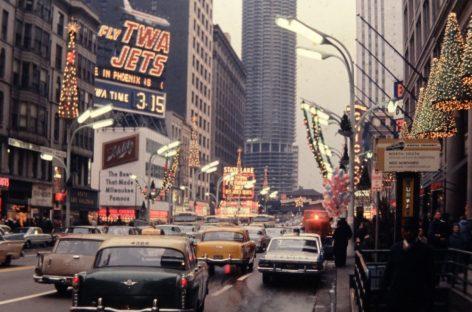 Автомобильная Америка шестидесятых