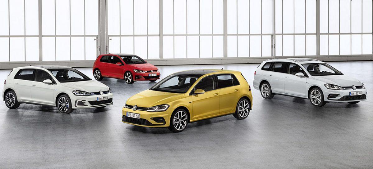 Volkswagen обещает 5 тыс. евро при обмене старых машин на новые