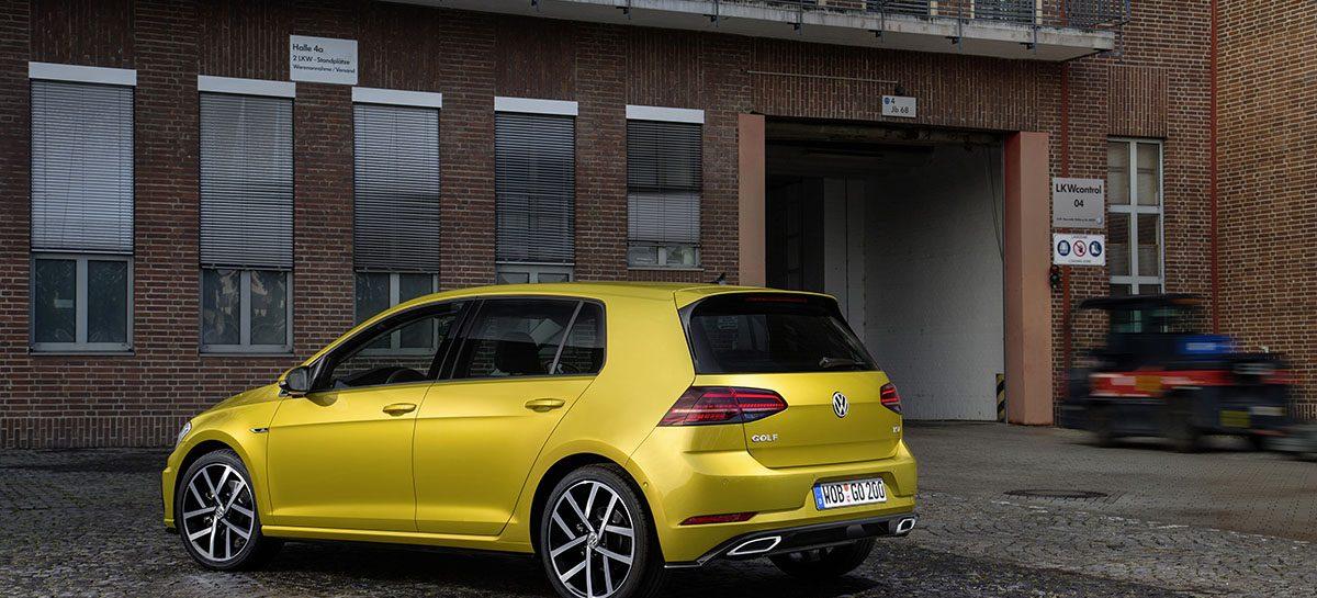 Состоялась презентация нового Volkswagen Golf