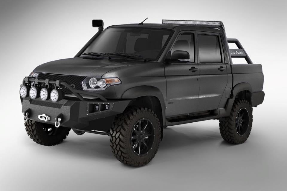 УАЗ pickup Devolro