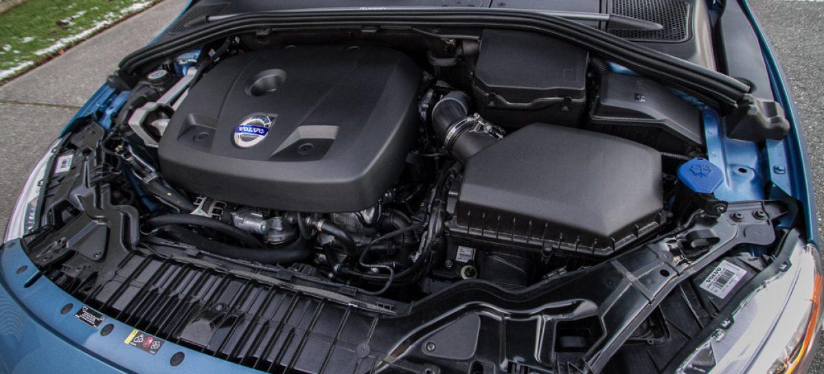История про новый двигатель Volvo T5 Drive-E