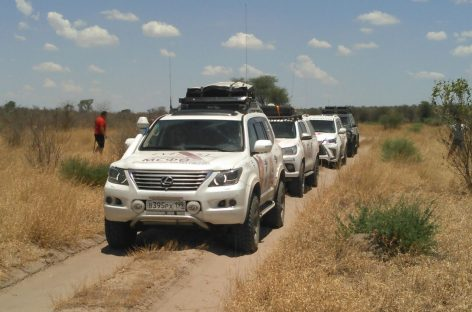 Впечатления от Ботсваны самые положительные