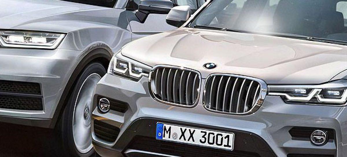 BMW отзывает в России более 33 тысяч автомобилей