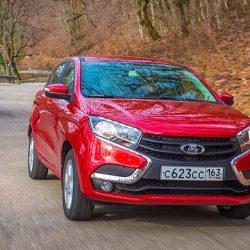 «АвтоВАЗ» отчитался о рекордных продажах LADA Xray в 2016 году