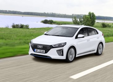 Новый Ioniq получил пять звезд в рейтинге Euro NCAP