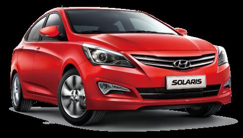 Hyundai Solaris 2016