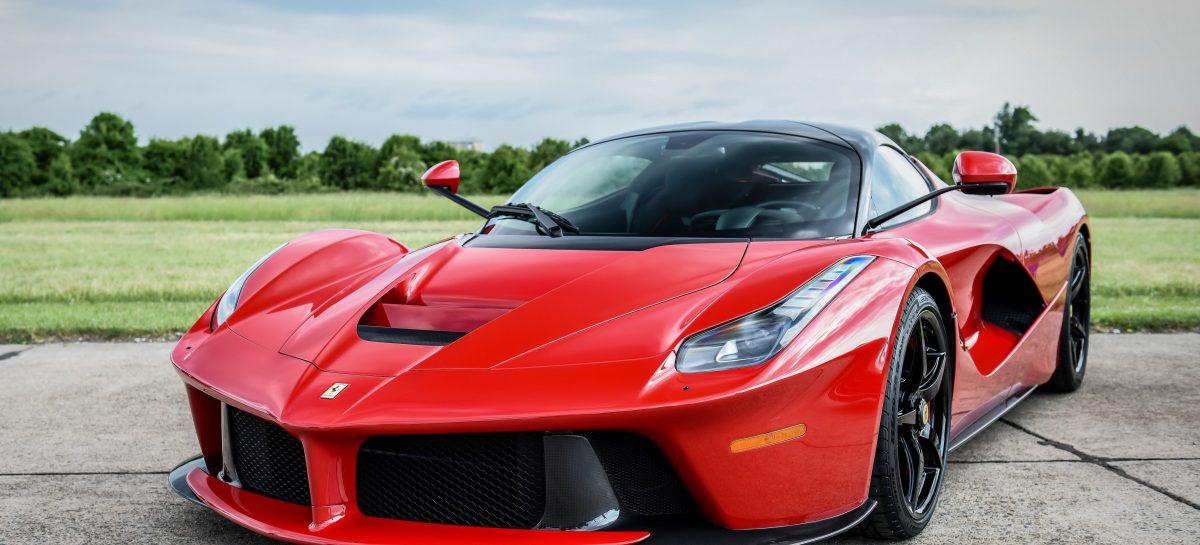 500-я LaFerrari стала самой дорогой машиной XXI века