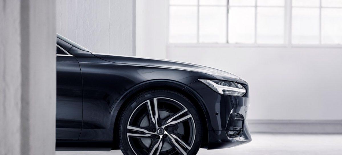 Volvo Сar Russia начинает принимать заявки на спортивный седан S90 R-Design