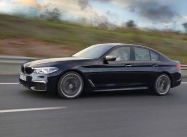 BMW выпустила спортивную версию седана BMW M Performance