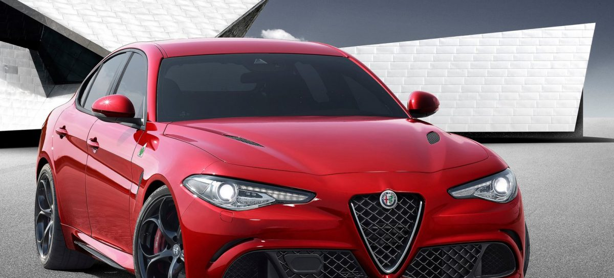 Alfa Romeo готовит универсал Giulia