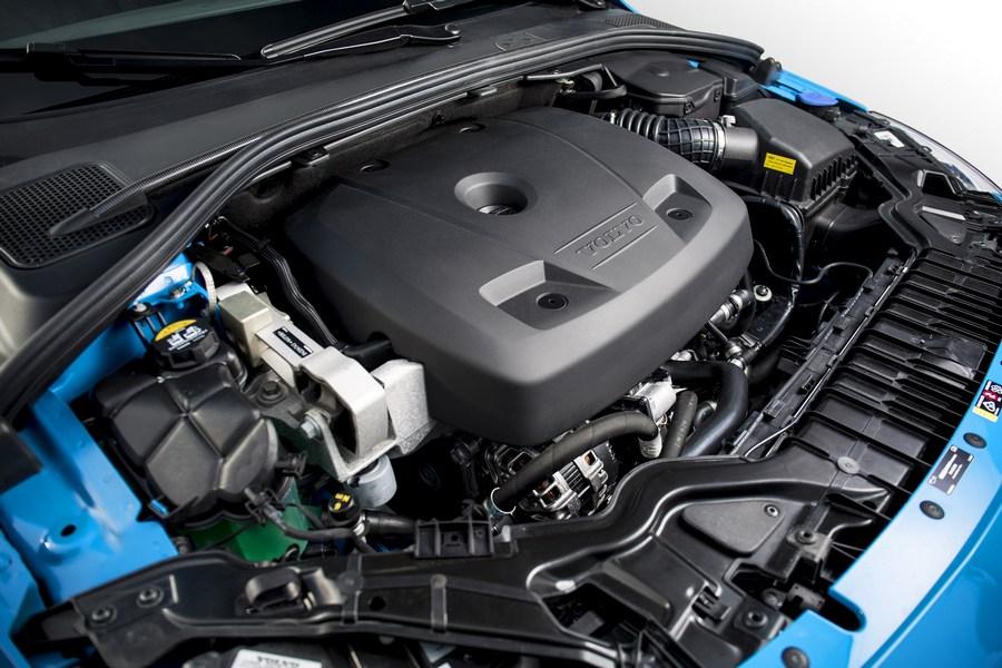Мотор S60/V60 Polestar