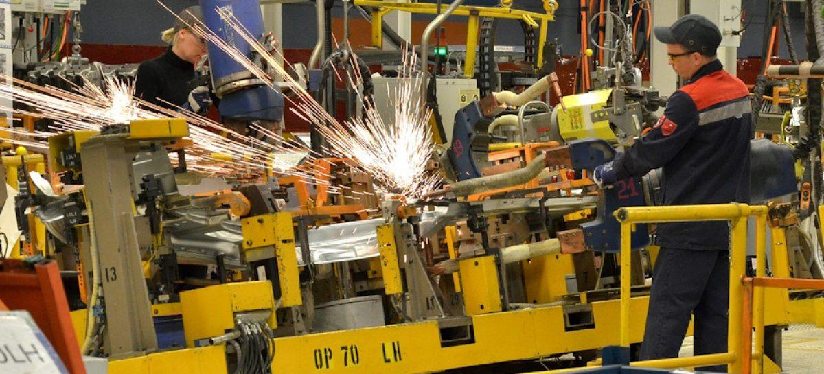 Завод Ford Sollers в Елабуге. Производственный репортаж