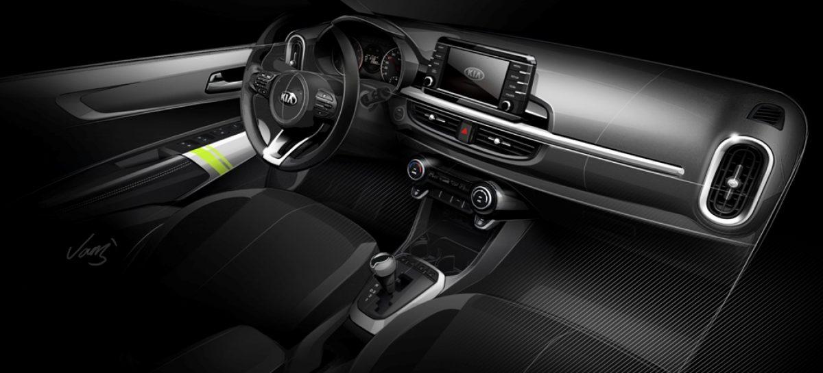 KIA показала дизайн третьего поколения Picanto