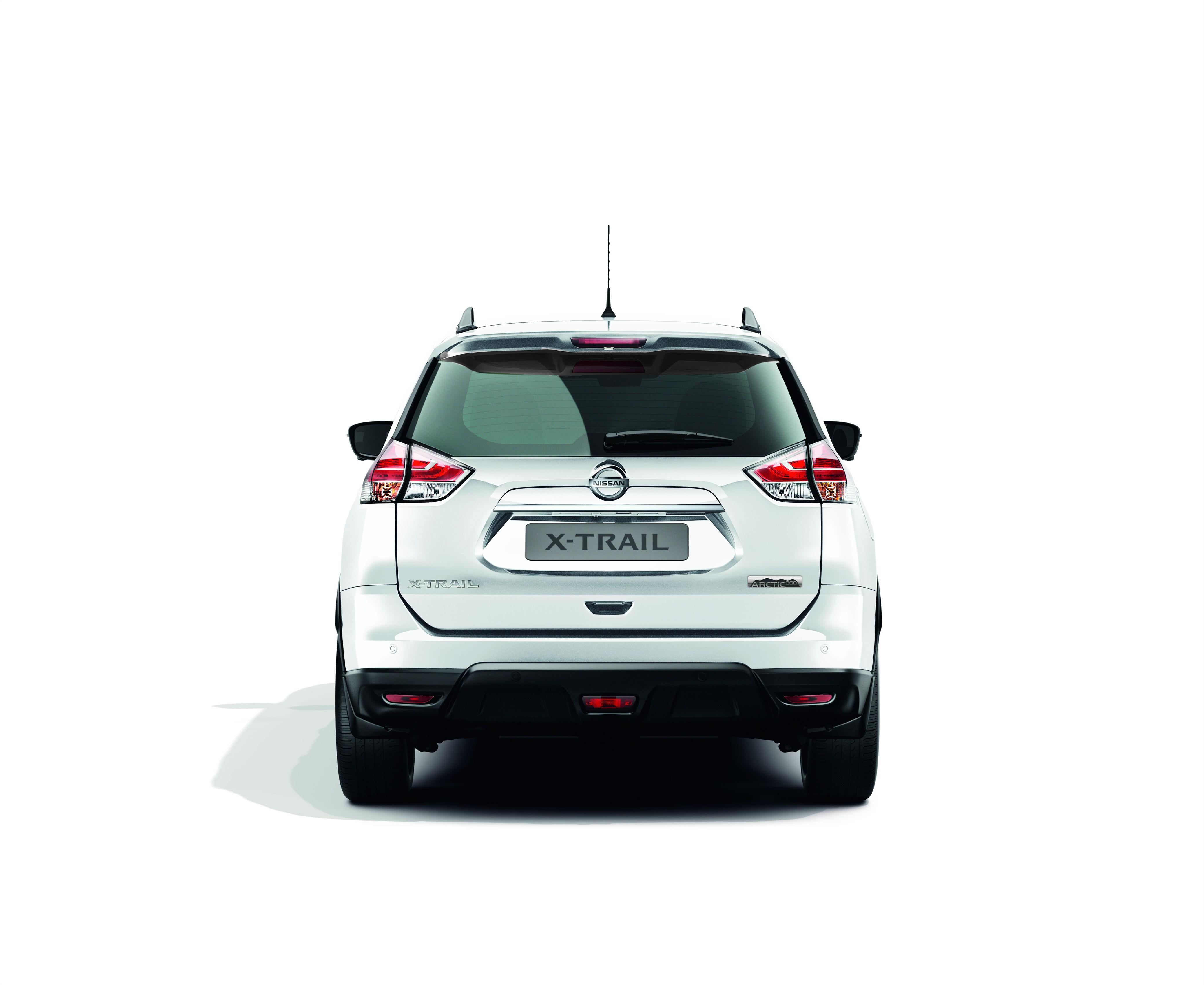 Nissan X-Trail Arctic 360