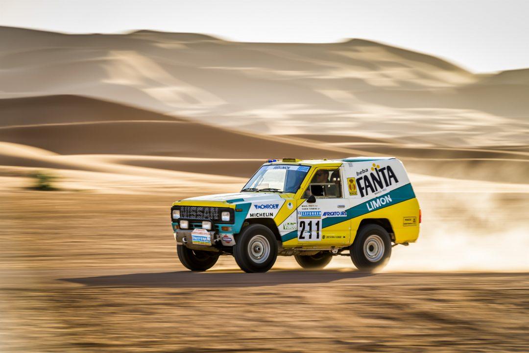 Nissan Patrol Fanta 1987 года