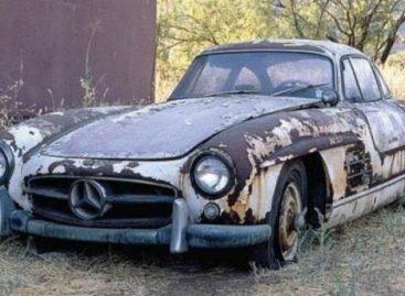 Брать ли под реставрацию старый Mercedes?