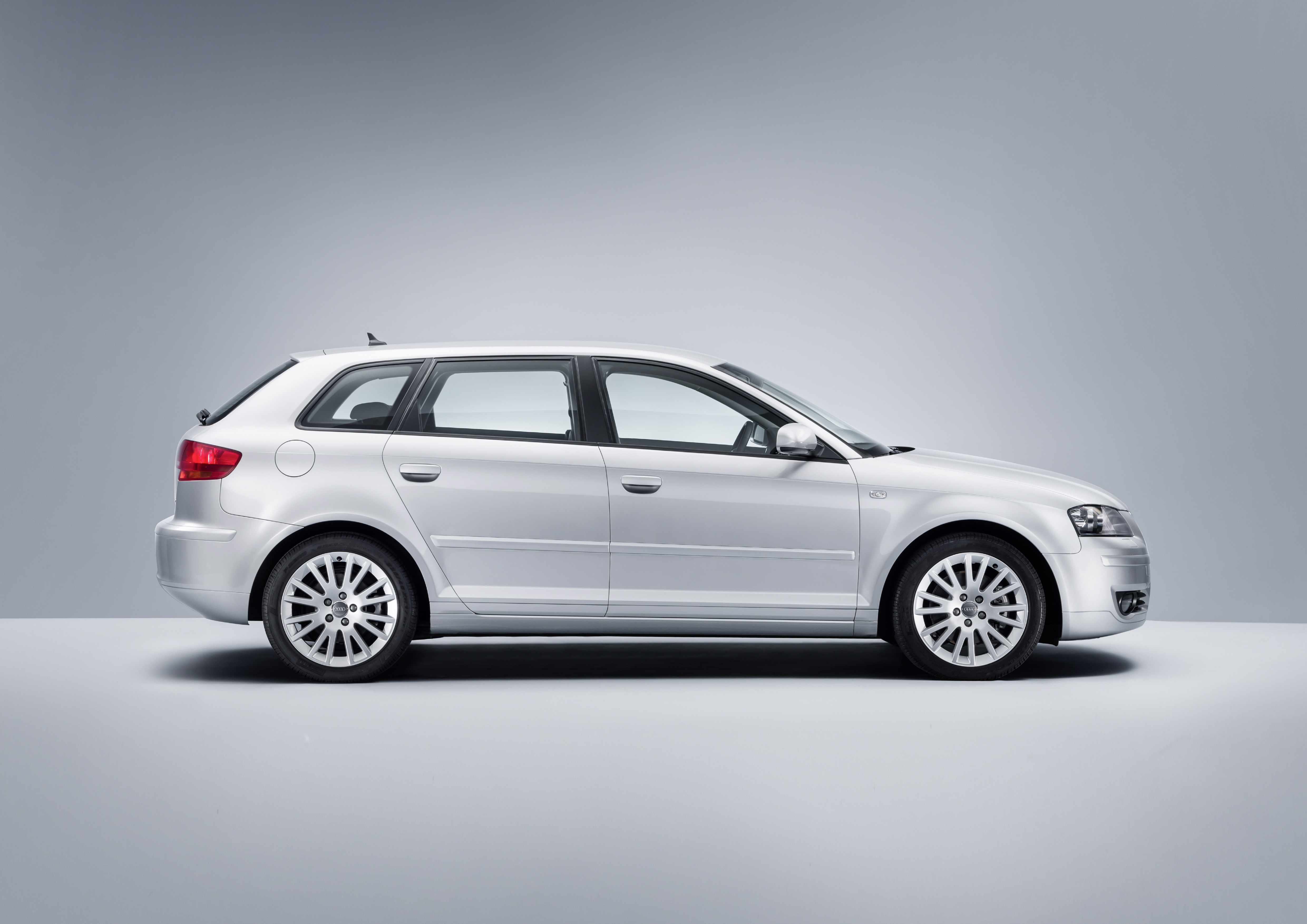 Audi A3 Sportback, Generation 2, Year of manufacture 2004