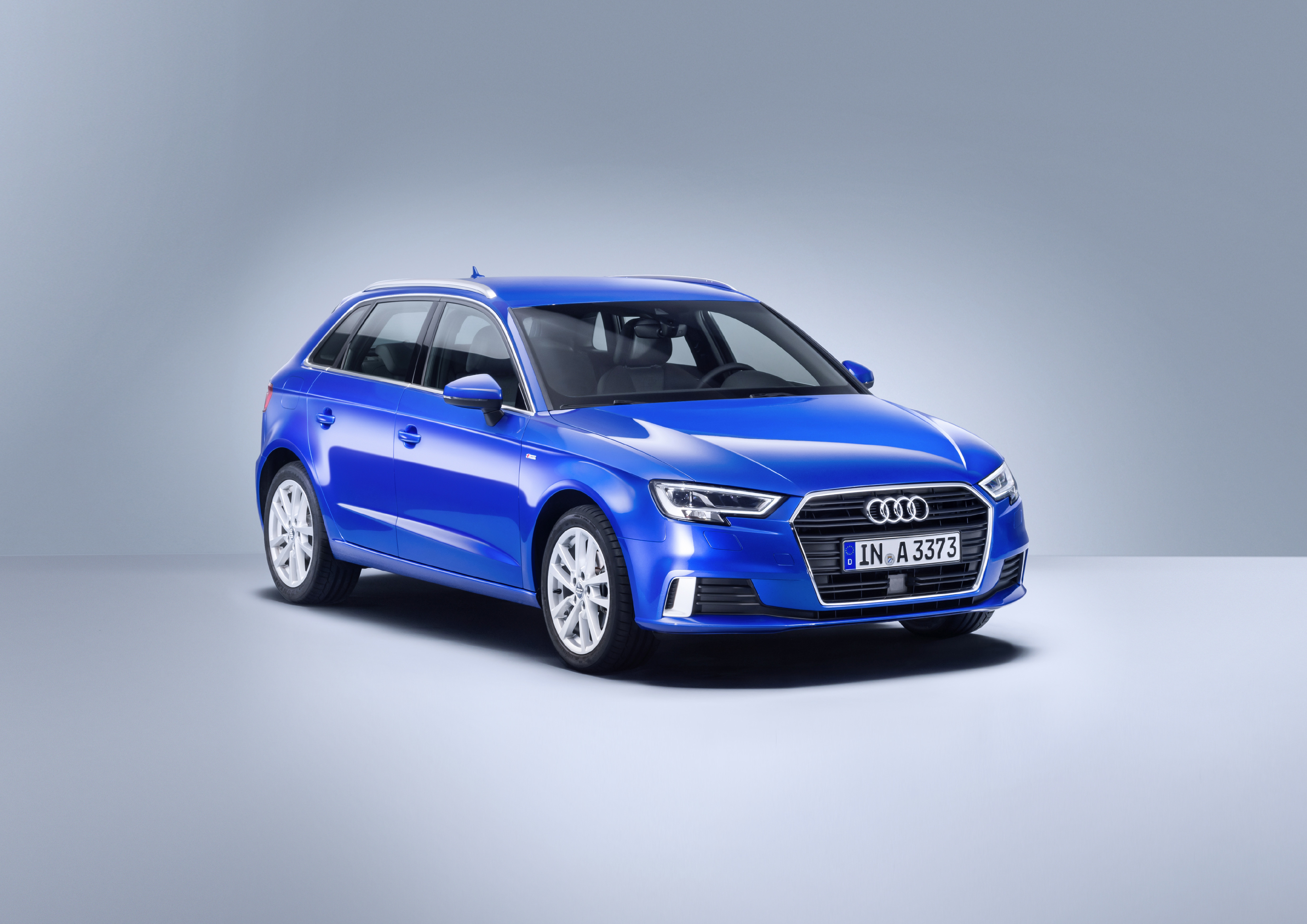 Audi A3 Sportback, Generation 3, Year of manufacture 2016