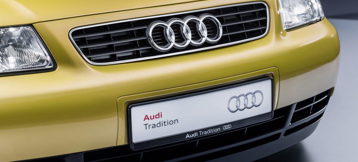 У Audi юбилей