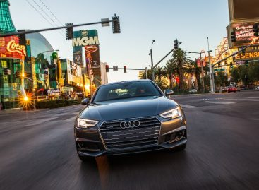 Audi подключается к сети светофоров в США