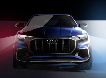 Это Audi Q8