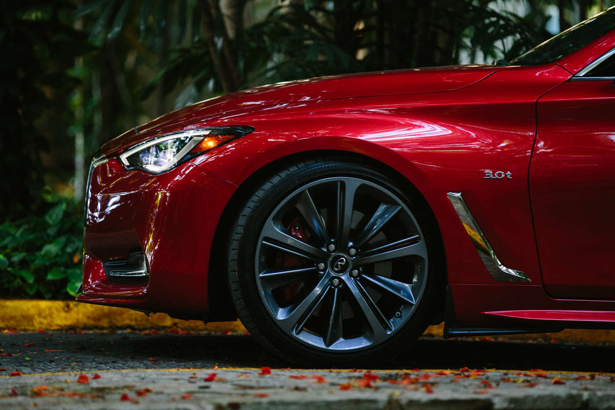 INFINITI Q60 first U.S. vehicle to Cuba