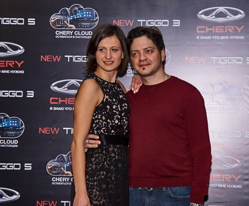 Евгения Никитена-Кацарская - руководитель пресс-службы в Chery Россия
