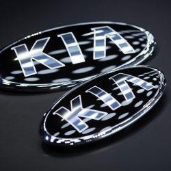 Объем продаж KIA в России