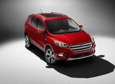 Сколько будет стоить новый Ford Kuga?