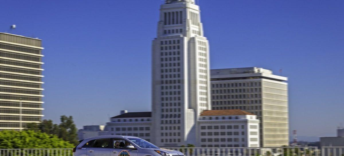 Гибрид Kia Niro установил рекорд Гиннесса по экономичности