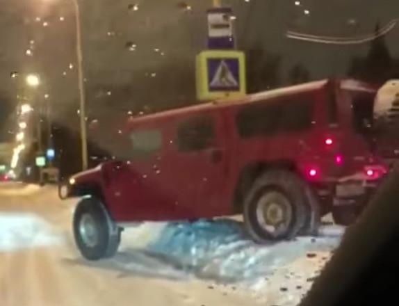 Hummer МГУ