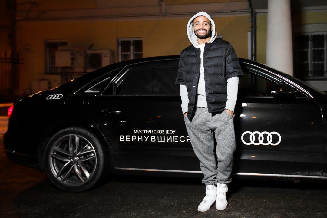 Audi – официальный автомобиль шоу «Вернувшиеся»