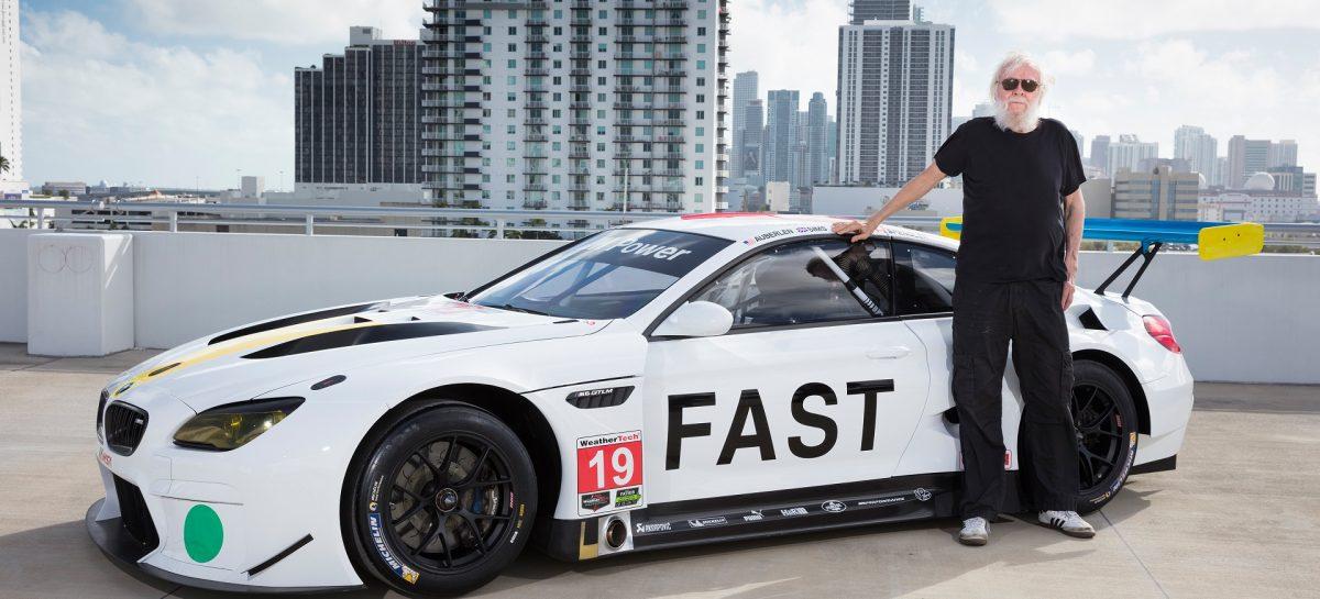 BMW представила арт-кар