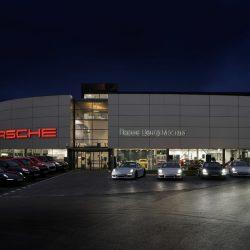 Дилер Porsche AG открылся в Москве