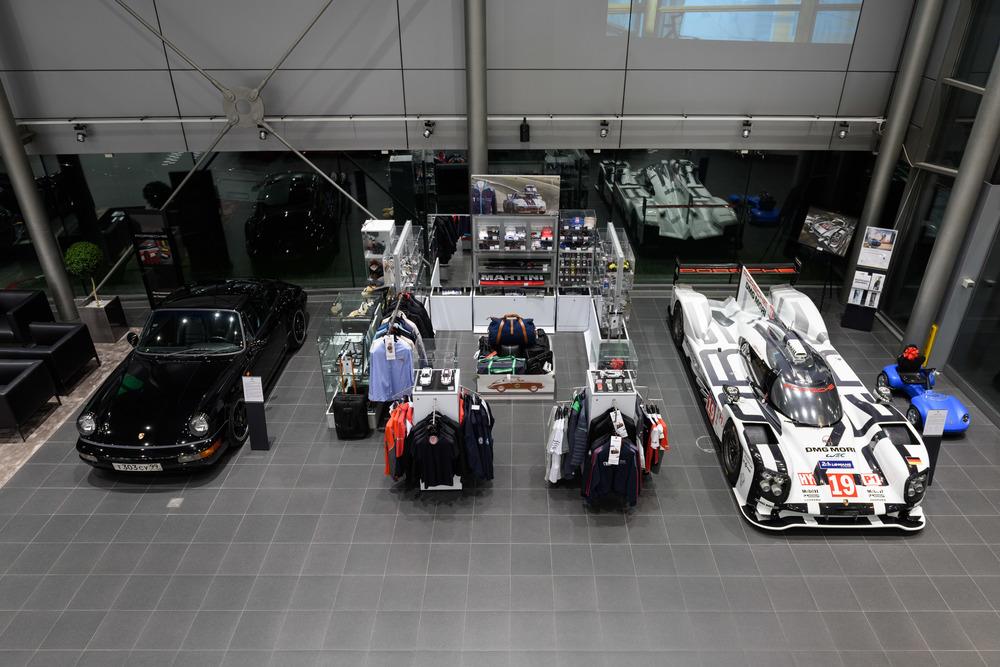 Дилер Porsche AG