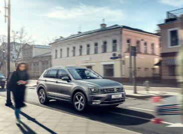 Сколько стоит новый Volkswagen Tiguan?