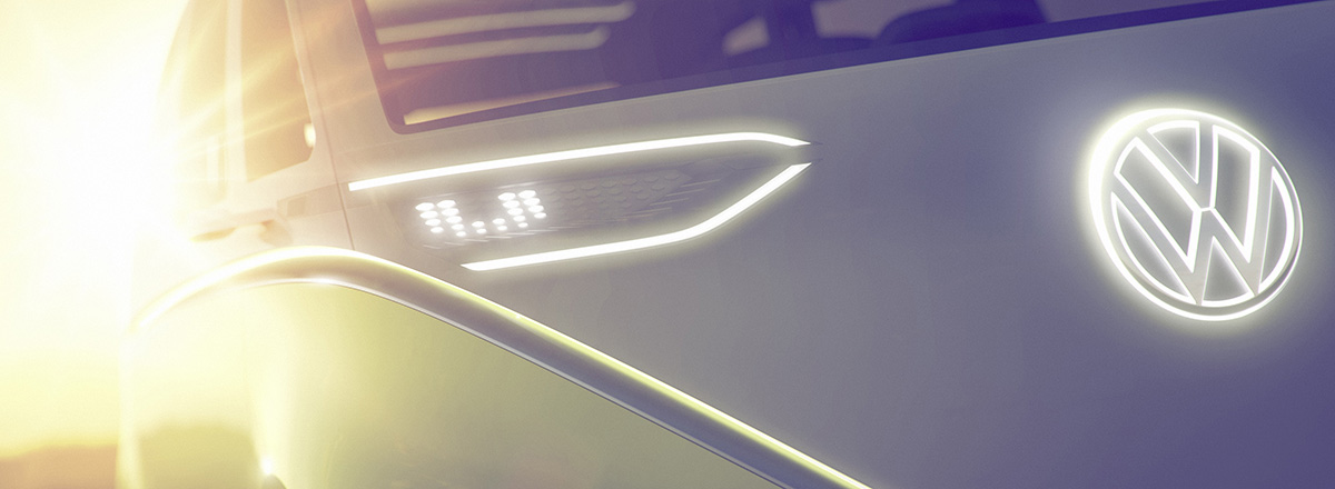 Volkswagen Showcar NAIAS Detroit 2017