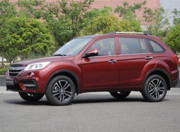 В России начались продажи Lifan Х60 FL