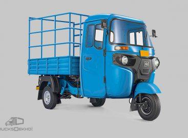 В РФ едет индийский дизельный грузовик за 300 тысяч рублей
