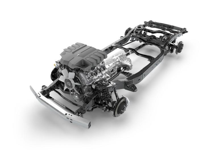 Toyota Land Cruiser 200 двигатель