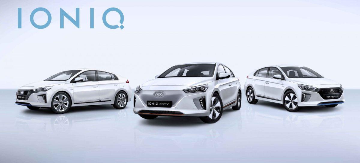 Hyundai Ioniq завоевал награду
