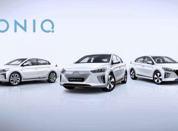 Hyundai представит полную линейку IONIQ в Детройте