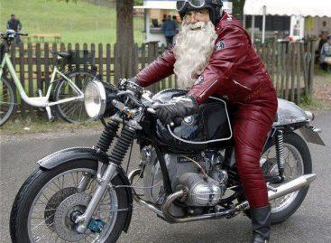 А вы ждете Дедушку Мороза (или Клауса?)
