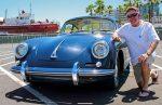 Porsche 356 с пробегом в миллион миль