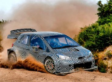 GAZOO'й! Toyota возвращается в ралли WRC!