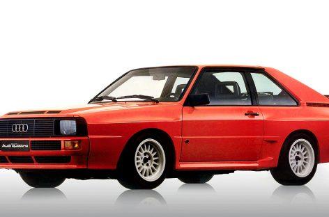 История успеха Audi: 8 миллионов автомобилей с полным приводом quattro