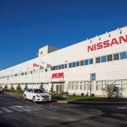 Прошедший год для завода Nissan в России был на редкость удачным